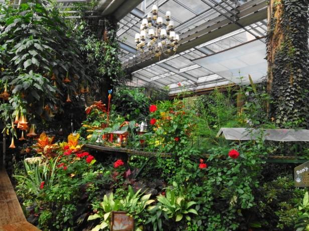 Herbnara Farm Gangwon-Do Inside