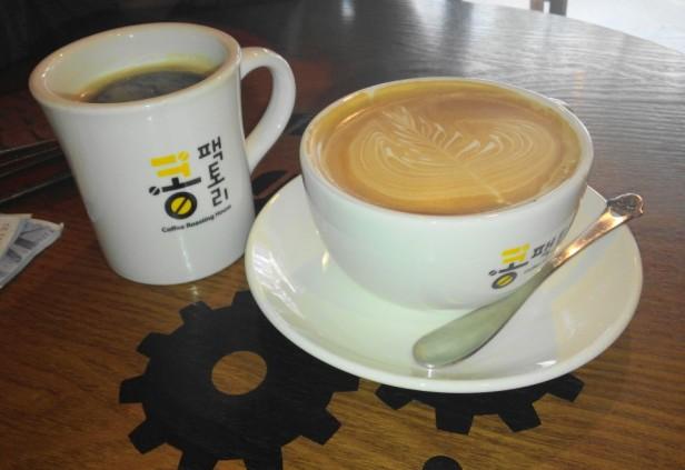 Kong Coffee Roasting Bupyeong Incheon Coffee