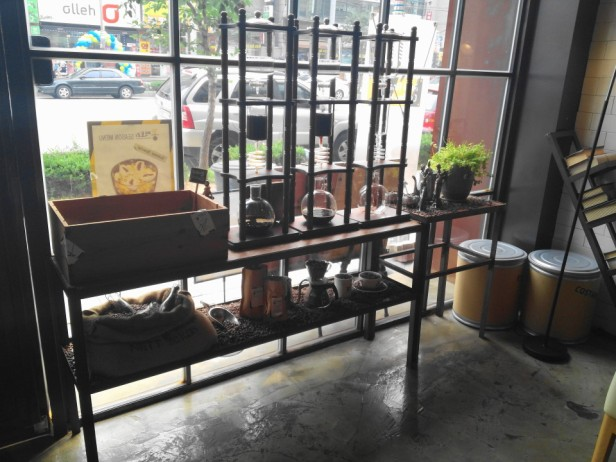 Kong Coffee Roasting Bupyeong Incheon Drip