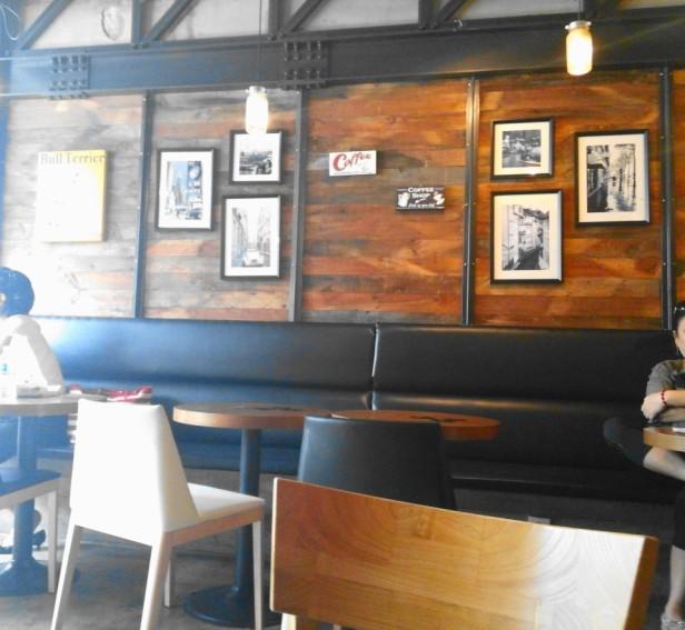 Kong Coffee Roasting Bupyeong Incheon Inside