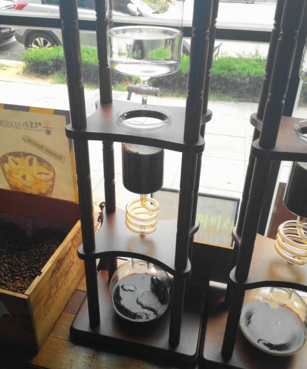 Kong Coffee Roasting Bupyeong Incheon Real