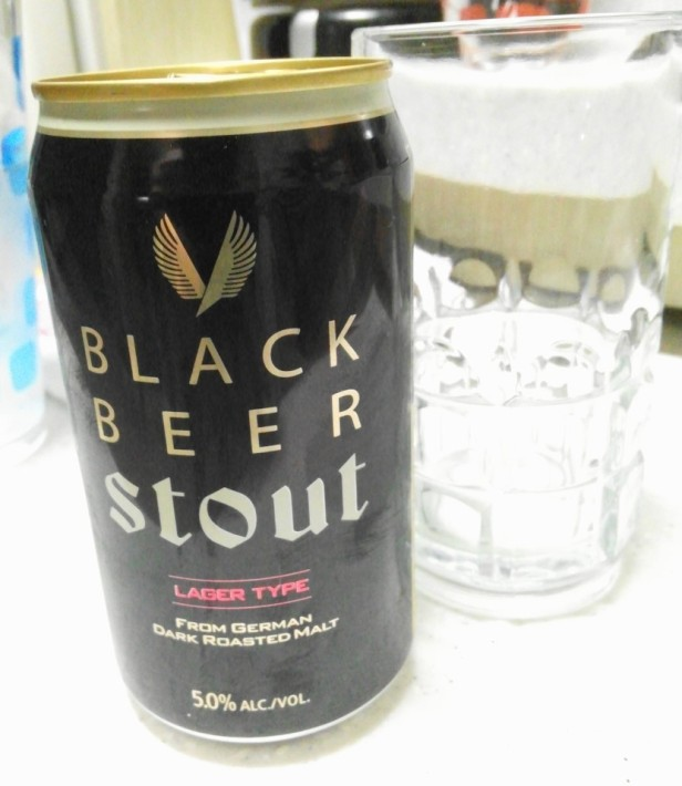 Korean Black Beer Stout