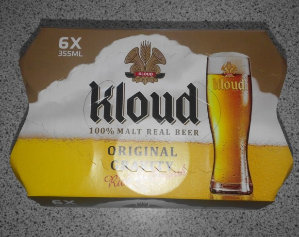 Lotte Kloud Korean Beer 6 pack