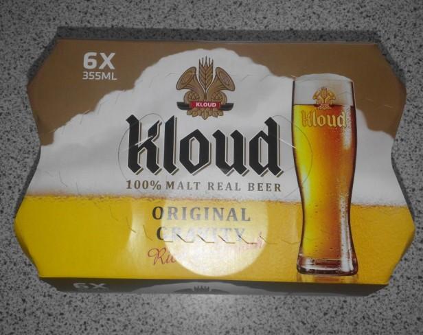 Lotte Kloud Korean Beer 6 pack