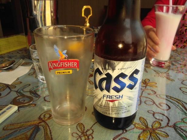 Machhapuchhre Indian Restaurant Beer