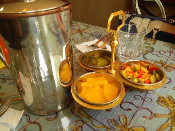 Machhapuchhre Indian Restaurant Side Dishes