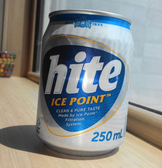 Mini Hite Beer Can 1