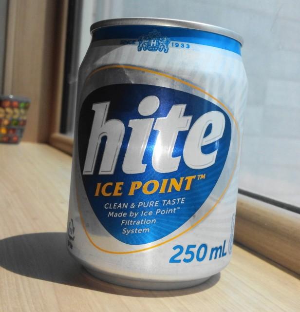 Mini Hite Beer Can 1
