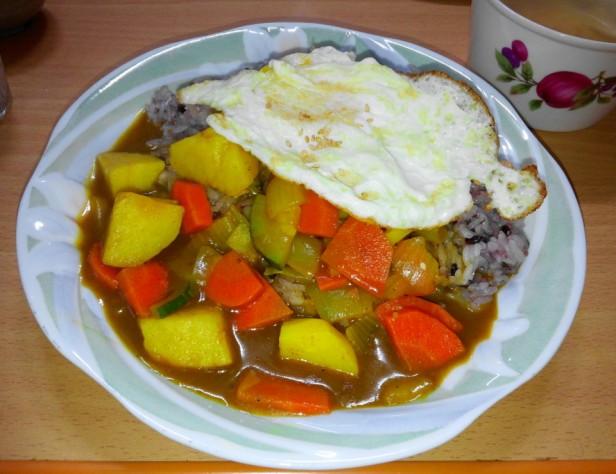 Ottoggi Korean Curry Finished