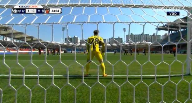 Seongnam FC vs. Pohang Steelers - Behind the Goal