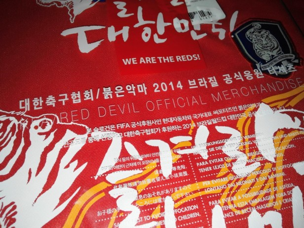South Korean World Cup 2014 Close