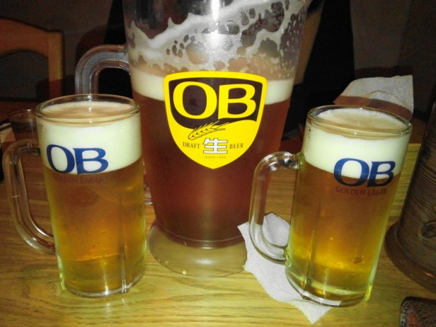 33 Pocha Hof Tmon Incheon OB Beer Pitcher