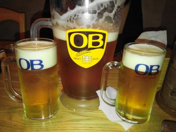 33 Pocha Hof Tmon Incheon OB Beer Pitcher