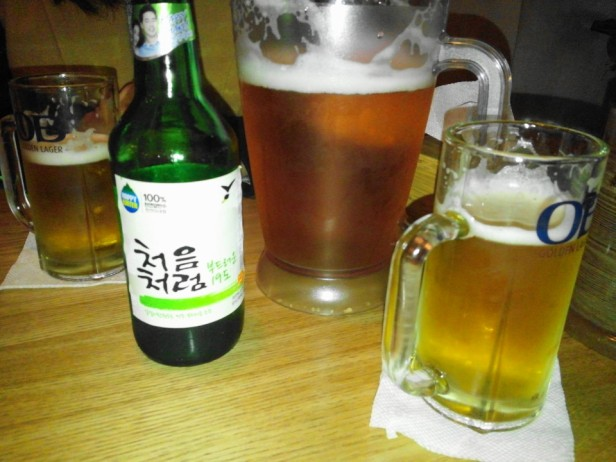 33 Pocha Hof Tmon Incheon Soju Beer