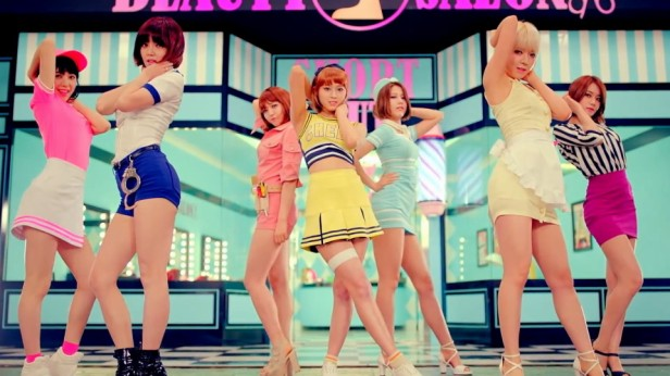AOA Short Hair Wigs