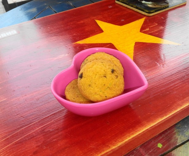 Cho Gao Cheongna Incheon Cookies