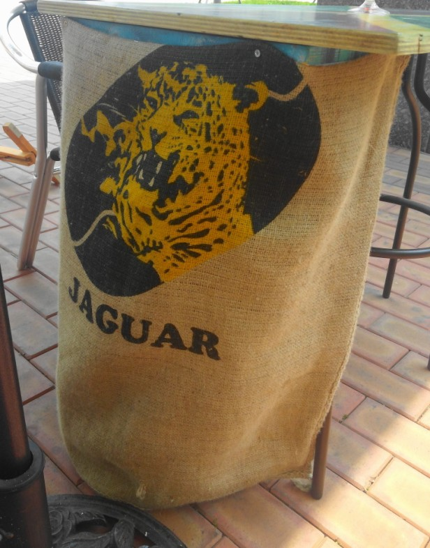 Cho Gao Cheongna Incheon Jaguar Coffee Beans