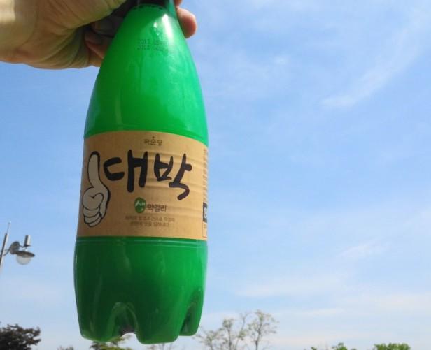 Daebak Makkoli - Bottle Summer