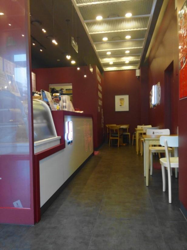 Gong Cha Tea Korea Inside