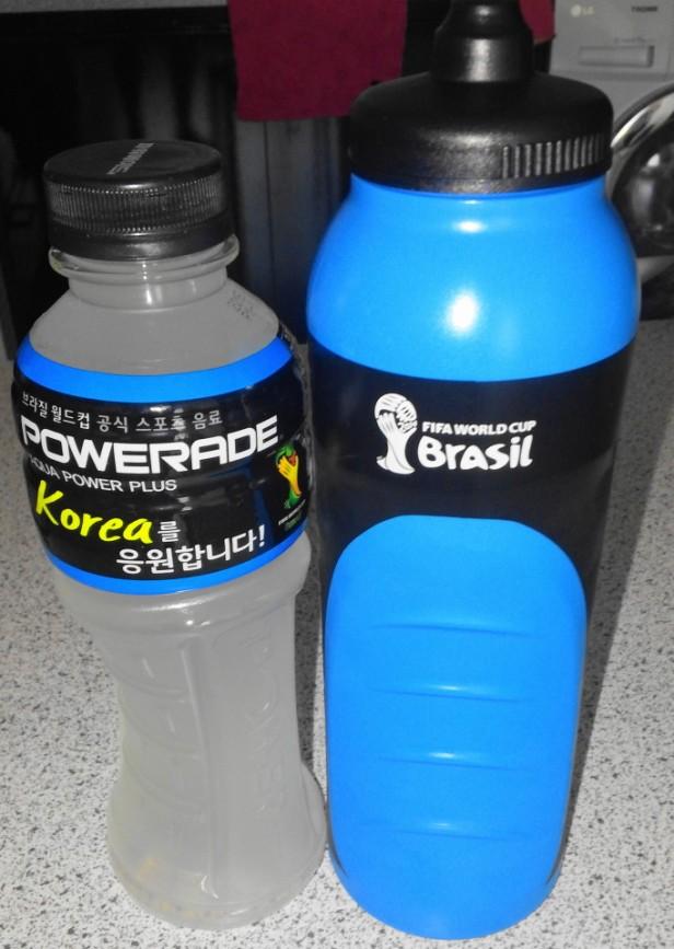Korean World Cup 2014 Products Powerade Korea