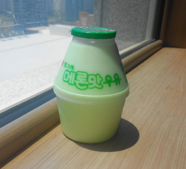 Melon Mat Milk Korea