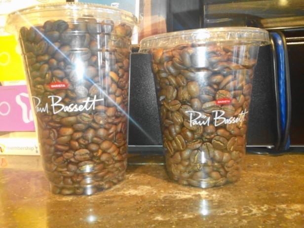Paul Bassett Coffee Seoul beans