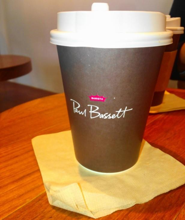 Paul Bassett Coffee Seoul hot