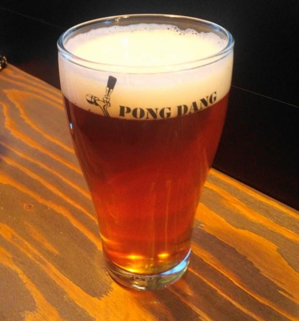 Pong Dang Taphouse HBC Itaewon Mosaic Pale Ale
