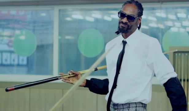 PSY Hangover Snoop Dogg Billards 1