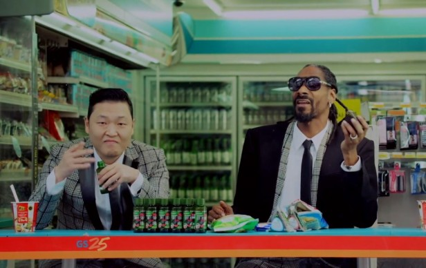 PSY Hangover Snoop Dogg GS25