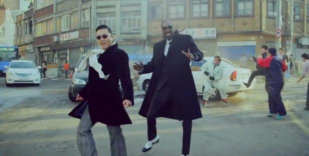 PSY Hangover Snoop Dogg Incheon Street
