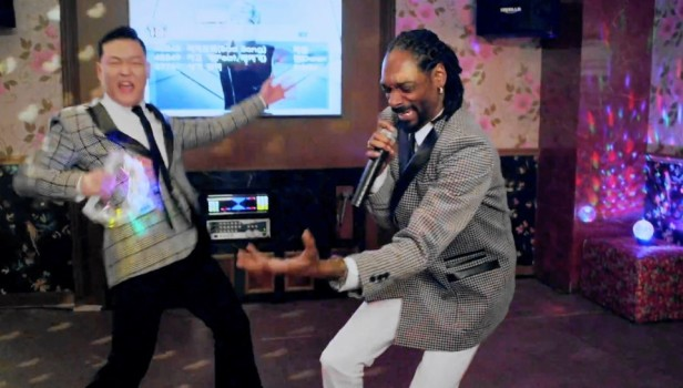 PSY Hangover Snoop Dogg Noeraebang 1