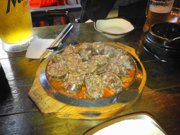 Sundae Korean Hof Gyesan Incheon