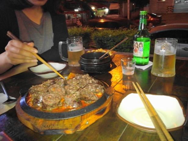 Sundae Korean Sausage Menu Hof