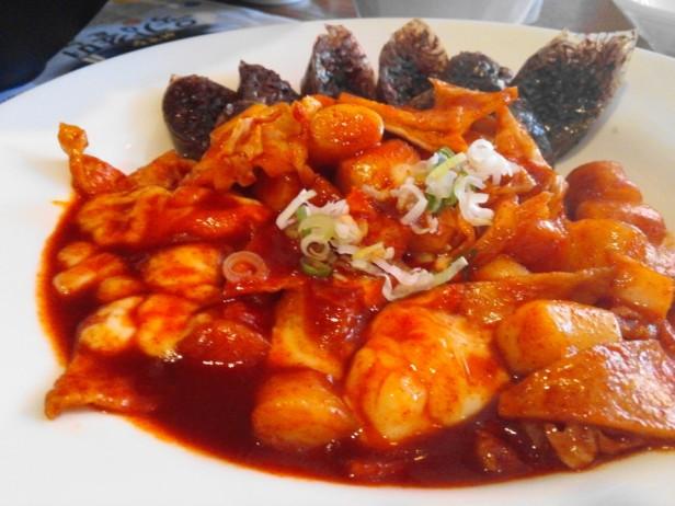 Ttokboki Korean Food