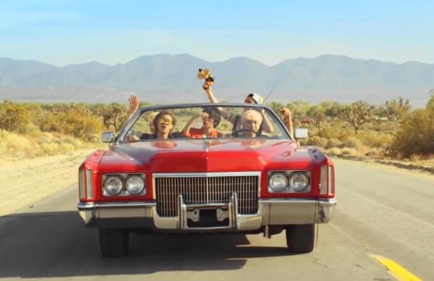 B1A4 Solo Day - Car