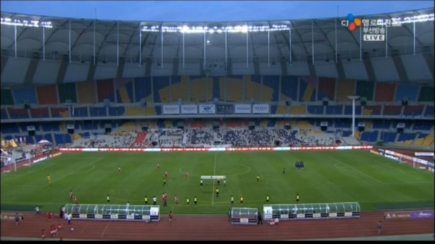 Busan I'Park vs. Incheon United July Before