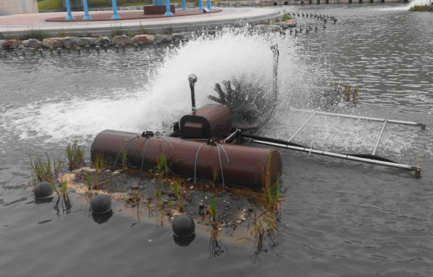 Cheongna Canal Cleaner - Incheon