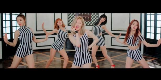 Fiestar One More - Dance