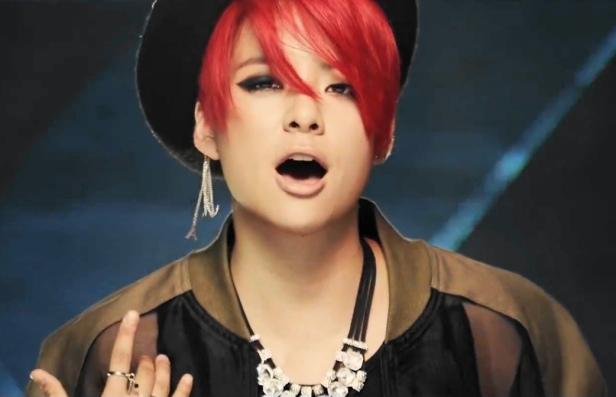 F(X) Red Light - Amber