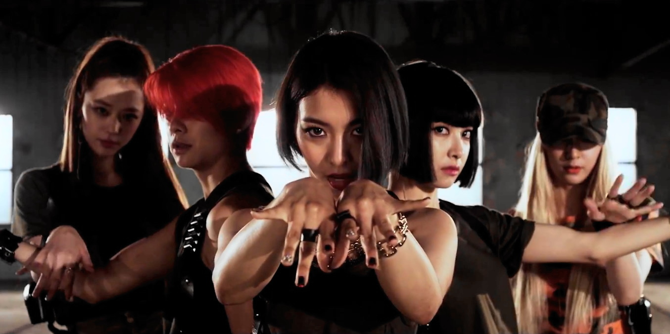 """""""Red Light"""" by F(X) – KPOP Song of the Week – Modern Seoul F(x) Kpop Red Light"""
