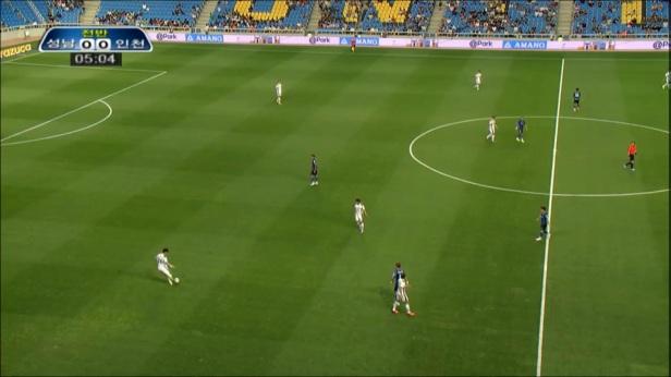 Incheon United vs. Seongnam FC July