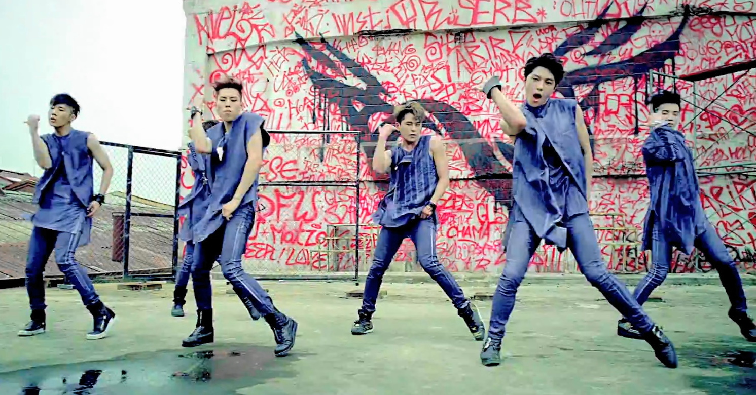 "Kpop: ""Back"" By Infinite"