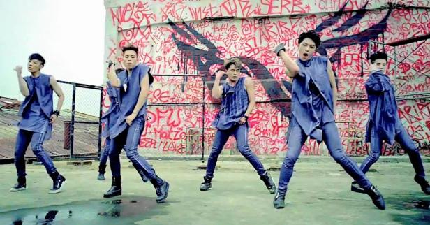 Infinite - Back Dance