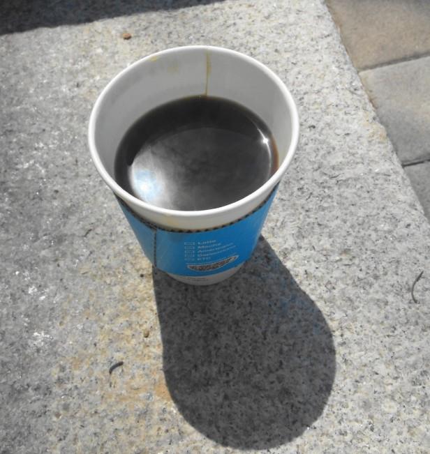 Mr Breeze Coffee Korea Black
