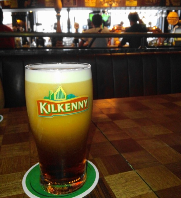 Prost Pub and Grill Itaewon Seoul Kilkenny Draft
