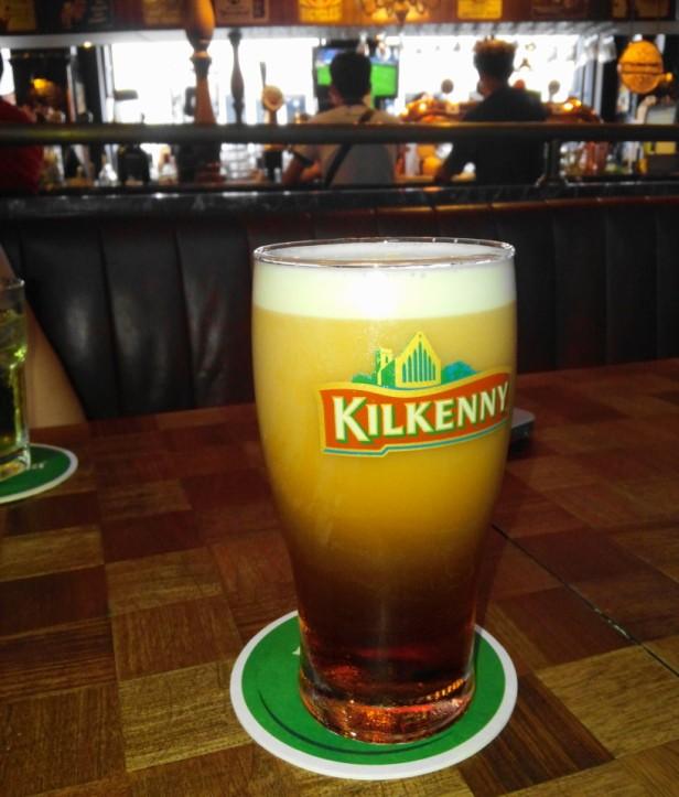 Prost Pub and Grill Itaewon Seoul Kilkenny Pint