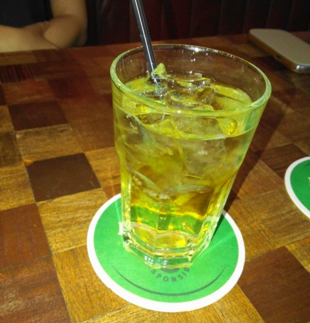 Prost Pub and Grill Itaewon Seoul Mixer