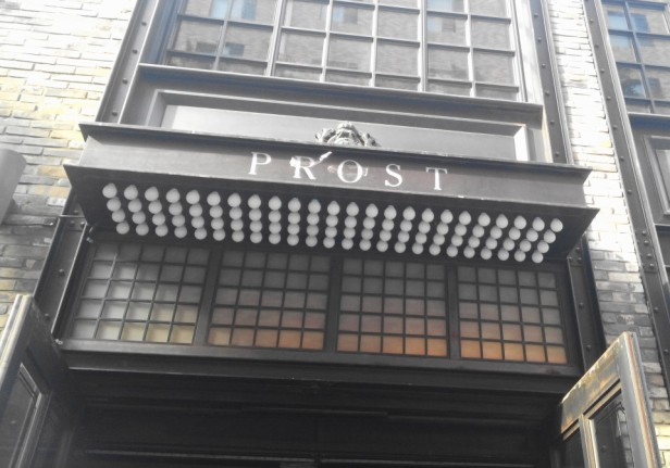 Prost Pub and Grill Itaewon Seoul Outside 2