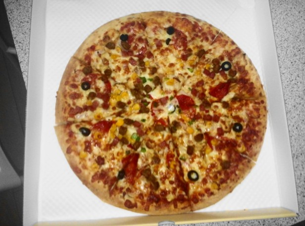 59 Pizza Korea Combination Pizza